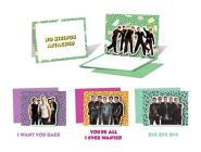 *NSYNC Pop-Up Notecards: 10 Cards and Envelopes Cover Image
