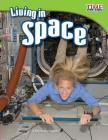 Living in Space (Library Bound) Cover Image