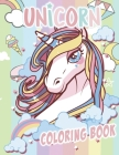 Unicorn Coloring Book: AWESOME 48 Illustrations for Unicorn's Fans Cover Image