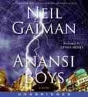 Anansi Boys CD: Anansi Boys CD Cover Image