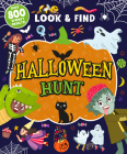 Halloween Hunt: Over 800 Spooky Objects! (Look & Find) Cover Image