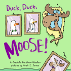 Duck, Duck, Moose! Cover Image