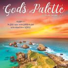 God's Palette 2021 Wall Calendar Cover Image