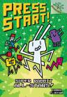 Super Rabbit All-Stars!: A Branches Book (Press Start! #8) (Library Edition) Cover Image