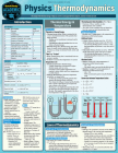 Physics - Thermodynamics: A Quickstudy Laminated Reference Guide Cover Image