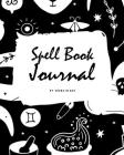 Spell Book Journal for Children (8x10 Softcover Log Book / Journal / Planner) Cover Image