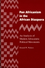 Pan Africanism in the African Diaspora: An Analysis of Modern Afrocentric Political Movements (Revised) (African American Life) Cover Image