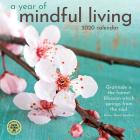 Year of Mindful Living 2020 Wall Calendar Cover Image
