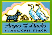 Angus and the Ducks (Angus and the Cat #1) Cover Image