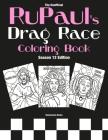 RuPaul's Drag Race Coloring Book: Season 12 Edition Cover Image