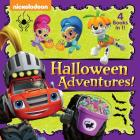 Halloween Adventures! (Nickelodeon) Cover Image