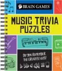 Brain Games Trivia - Music Trivia Cover Image