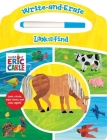 World of Eric Carle: Write-And-Erase Look and Find Cover Image