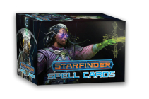 Starfinder Spell Cards Cover Image
