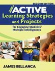 200+ Active Learning Strategies and Projects for Engaging Students' Multiple Intelligences Cover Image