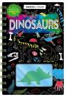 Scratch Art: Dinosaurs Cover Image
