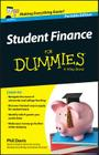 Student Finance for Dummies Cover Image