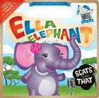 Ella Elephant Scats Like That [With Jazz CD] Cover Image