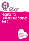 Collins Big Cat Sets – Collins Big Cat Phonics for Letters and Sounds Set Cover Image