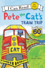 Pete the Cat's Train Trip (My First I Can Read) Cover Image
