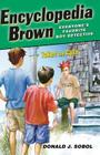 Encyclopedia Brown Takes the Case Cover Image