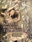 The Arthur Rackham Treasury: 86 Full-Color Illustrations (Dover Fine Art) Cover Image