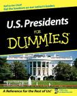 Us Presidents for Dummies Cover Image