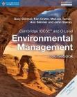 Cambridge IGCSE and O Level Environmental Management Coursebook (Cambridge International Igcse) Cover Image