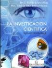 La investigación científica, su metodología: Ejemplos aplicados al proceso pedagógico. Cover Image