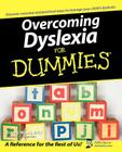 Overcoming Dyslexia for Dummies Cover Image