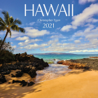 Hawaii Wall Calendar 2021 Cover Image