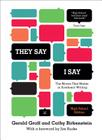 They Say/I Say: The Moves That Matter in Academic Writing Cover Image