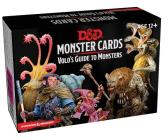 Dungeons & Dragons Spellbook Cards: Volo's Guide to Monsters (Monster Cards, D&D Accessory) Cover Image