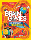 Brain Games: Mighty Book of Mind Benders Cover Image