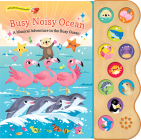 Busy Noisy Ocean Cover Image
