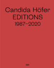 Candida Höfer: Editions 1987-2020 Cover Image