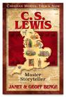 C.S. Lewis: Master Storyteller (Christian Heroes: Then & Now) Cover Image
