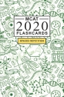 MCAT Flashcards: Create your own MCAT Flash cards. Includes Spaced Repetition Schedule and Lapse Tracker - Cell Biology cover (200 card Cover Image
