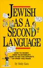 Jewish as a Second Language Cover Image