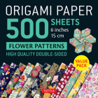 Origami Paper 500 Sheets Flower Patterns 6