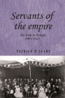 Servants of the Empire: The Irish in Punjab, 1881-1921 (Studies in Imperialism) Cover Image