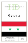 Historical Dictionary of Syria, Fourth Edition (Historical Dictionaries of Asia) Cover Image