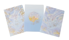 Meditation Sewn Notebook Collection (Set of 3) (Inner World) Cover Image