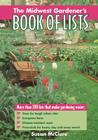 The Midwest Gardener's Book of Lists Cover Image