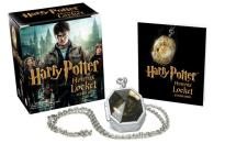 Harry Potter Locket Horcrux Kit and Sticker Book (Miniature Editions) Cover Image