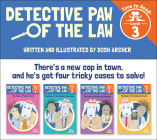 Detective Paw of the Law Set (Detective Paw of the Law: Time to Read, Level 3) Cover Image