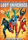 Overstreet Comic Book Price Guide to Lost Universes Cover Image