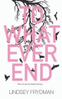 To Whatever End Cover Image