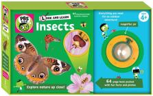 Look and Learn Insects (PBS Kids #3) Cover Image