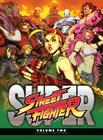 Super Street Fighter Volume 2: Hyper Fighting (Super Street Fighter Hc #2) Cover Image